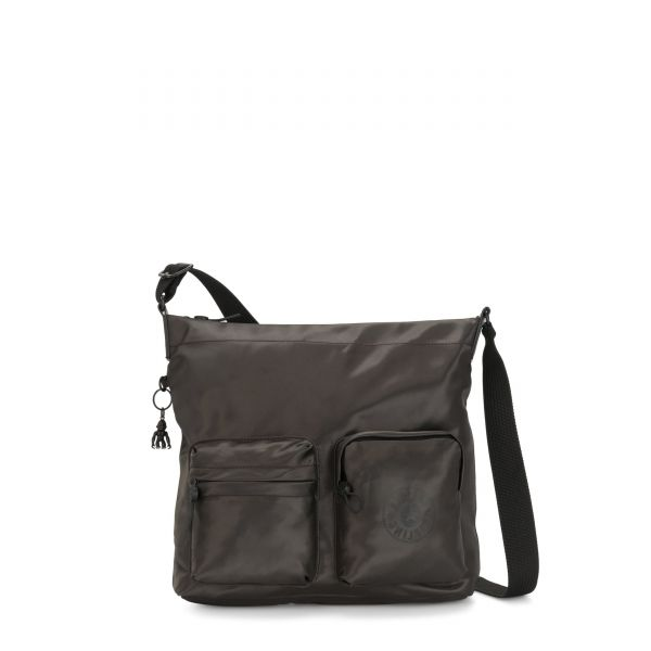 PANKA Cold Black CROSSBODY by Kipling Front