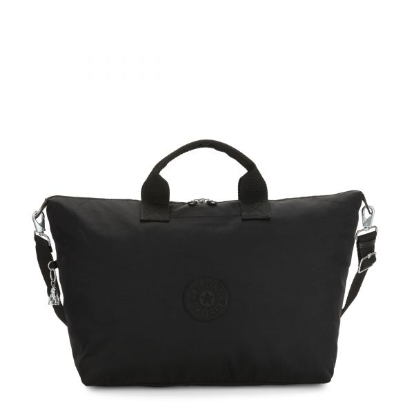 KALA M Rich Black Origin TOTE by Kipling Front