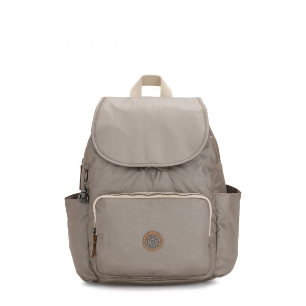 HANA Fungi Metal BACKPACKS by Kipling Front