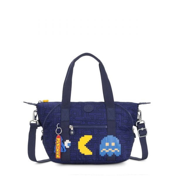 ART MINI Pac Man Good SHOULDERBAGS by Kipling Front
