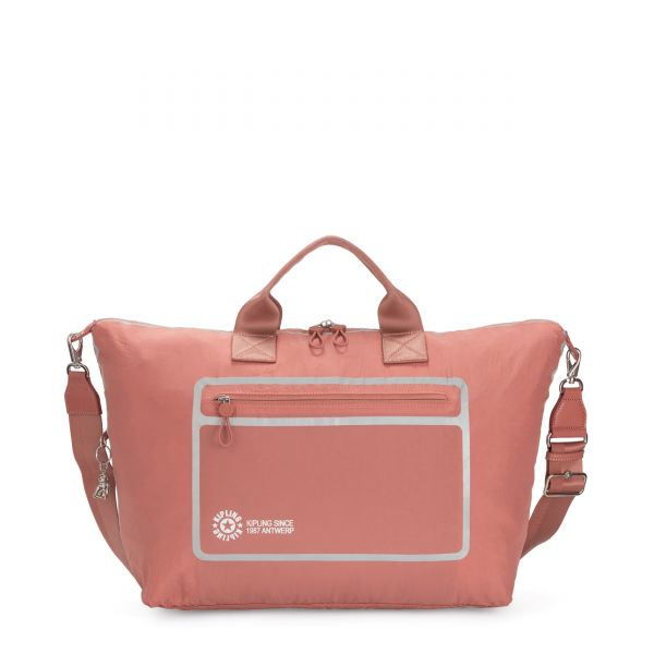 KALA M Soft Rust TOTE by Kipling Front
