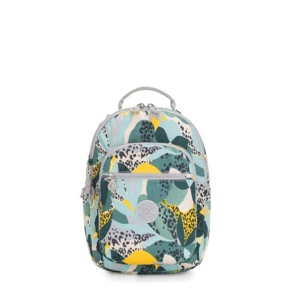 SEOUL S Urban Jungle BACKPACKS by Kipling Front