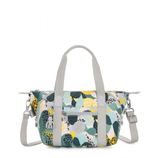 ART MINI Urban Jungle SHOULDERBAGS by Kipling Front