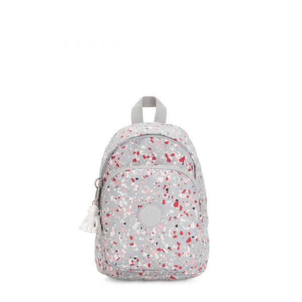 DELIA COMPACT Speckled BACKPACKS by Kipling Front