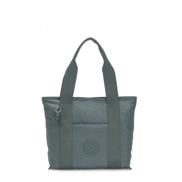 ERA S Light Aloe Origin TOTE by Kipling Front