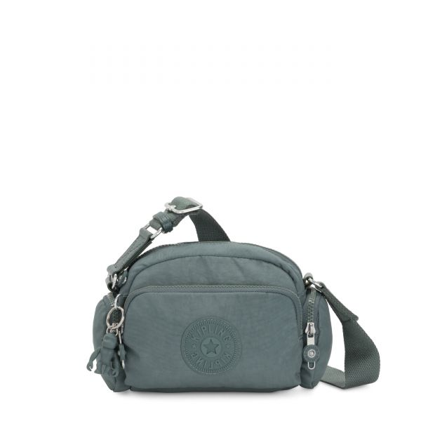 JENERA MINI Light Aloe Origin CROSSBODY by Kipling Front