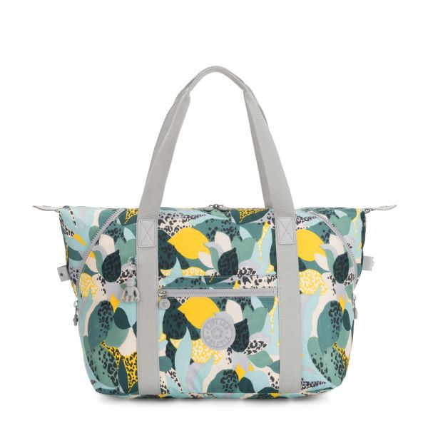 ART M Urban Jungle TOTE by Kipling Front