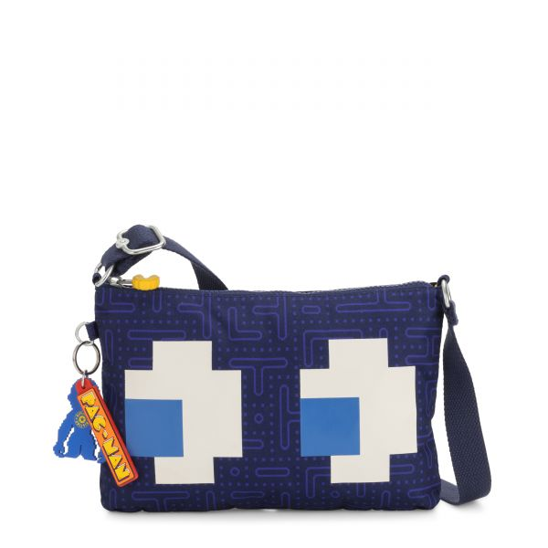 ADRIA Pac Man Good CROSSBODY by Kipling Front