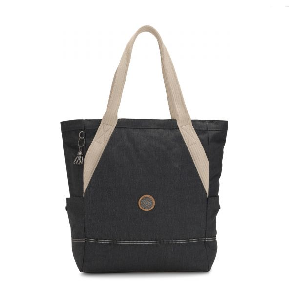 ALMATO Casual Grey TOTE by Kipling Front