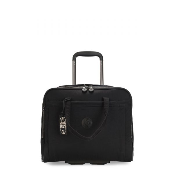 OMAO Rich Black CARRY ON by Kipling Front