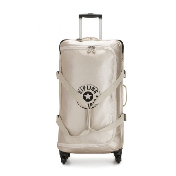 CYRAH L Cloud Metal Combo UPRIGHT by Kipling Front
