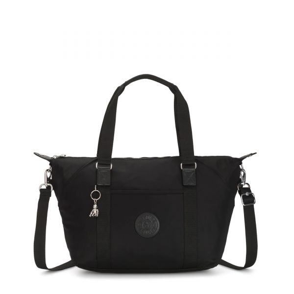 ART Galaxy Black TOTE by Kipling Front