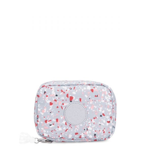 LAJAS Speckled POUCHES/CASES by Kipling Front