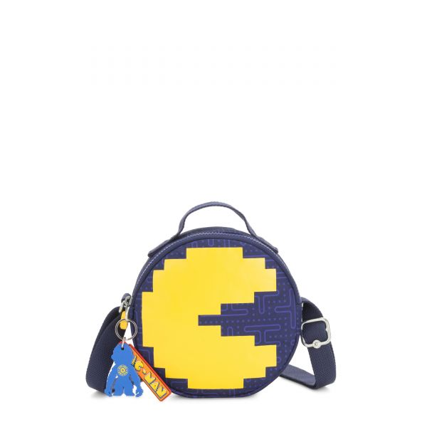 TAY Pac Man Good CROSSBODY by Kipling Front