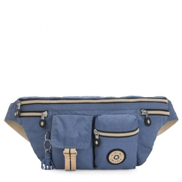 FORZA Brave Blue CROSSBODY by Kipling Front