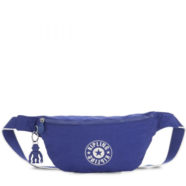 FRESH Laser Blue CROSSBODY by Kipling Front
