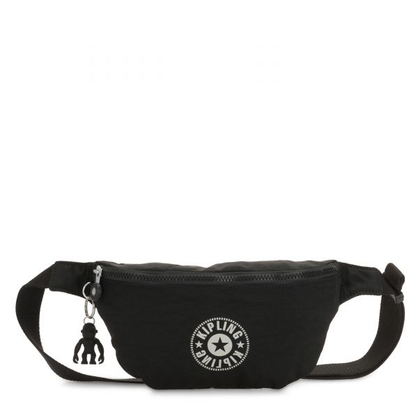 FRESH Lively Black CROSSBODY by Kipling Front