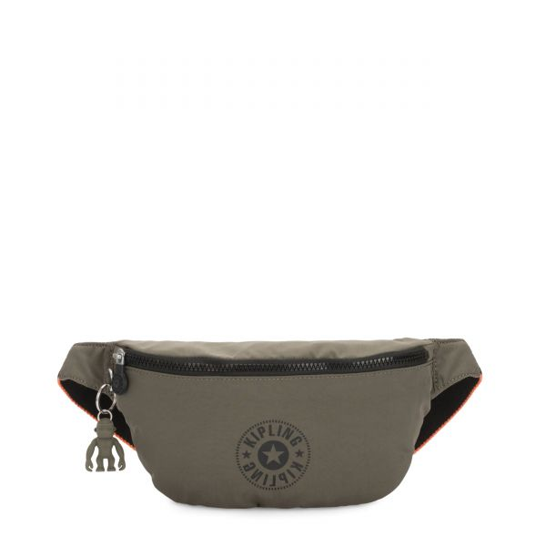 FRESH Cool Moss New Classics CROSSBODY by Kipling Front