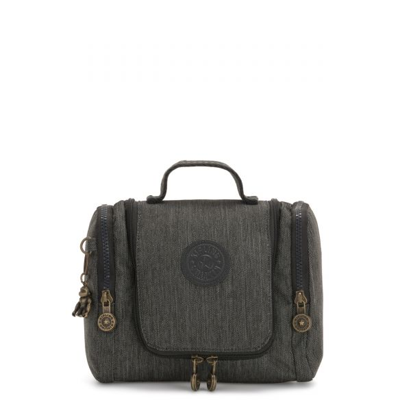 CONNIE Black Indigo TRAVEL ACCESSORIES by Kipling Front