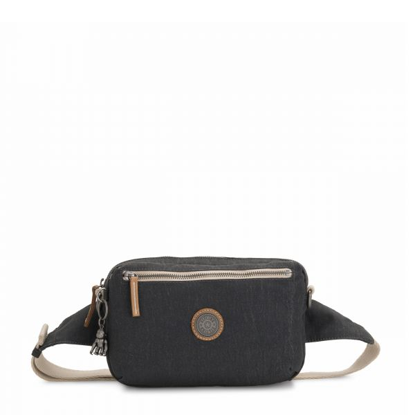 HALIMA Casual Grey CROSSBODY by Kipling Front