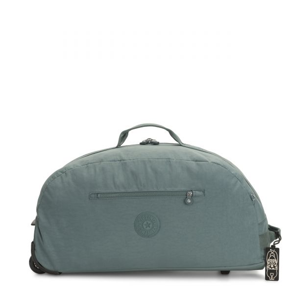 DEVIN ON WHEELS Light Aloe CARRY ON by Kipling Front