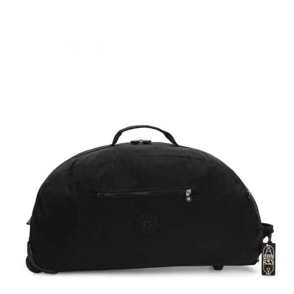 DEVIN ON WHEELS Black Noir CARRY ON by Kipling Front