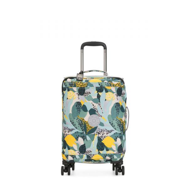 EASYJET RIGIDO CABINA 4 ruote spinner trolley valigia borsa custodia PC