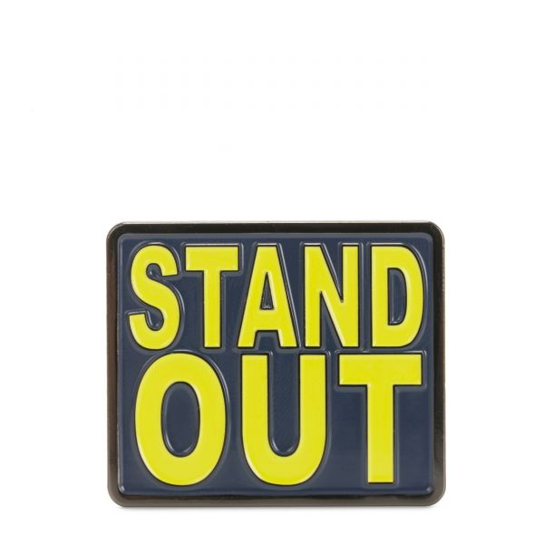 STAND OUT PIN