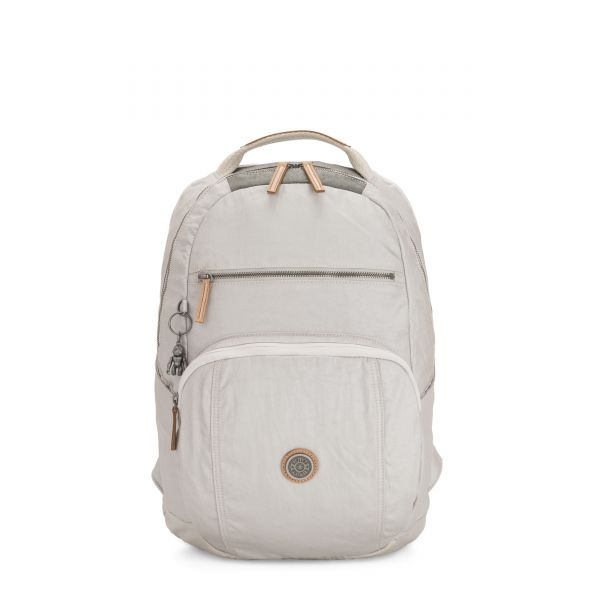TROY Metal Block BACKPACKS by Kipling Front