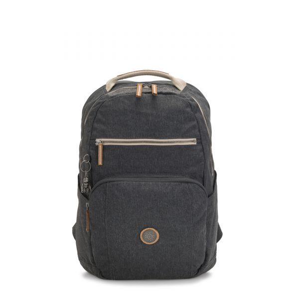 TROY Casual Grey BACKPACKS by Kipling Front
