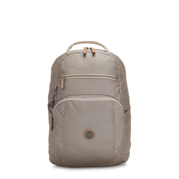 TROY Fungi Metal BACKPACKS by Kipling Front