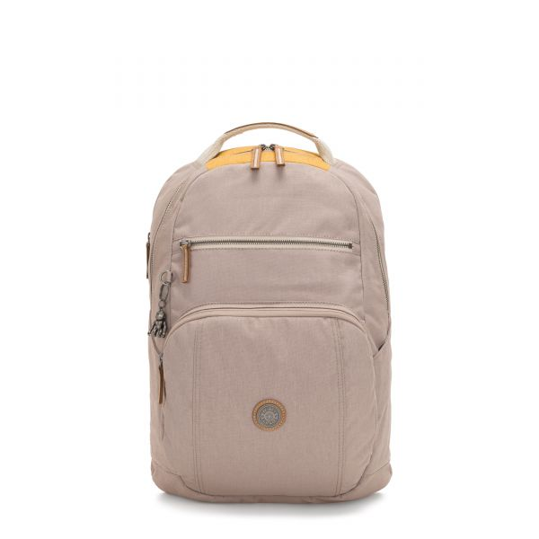 TROY Bold Fungi Block BACKPACKS by Kipling Front