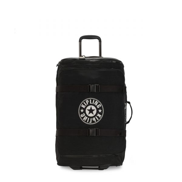 DISTANCE M Lively Black UPRIGHT by Kipling Front
