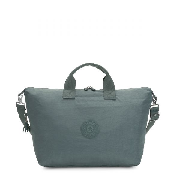 KALA M Light Aloe Origin TOTE by Kipling Front