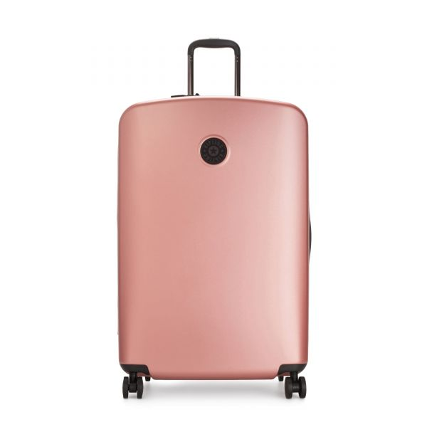 CURIOSITY L Metallic Rust UPRIGHT by Kipling Front