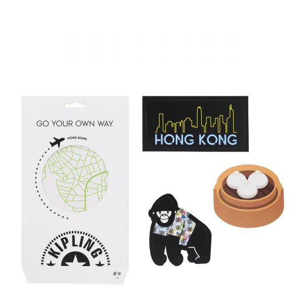 STICKER SET MONKEY