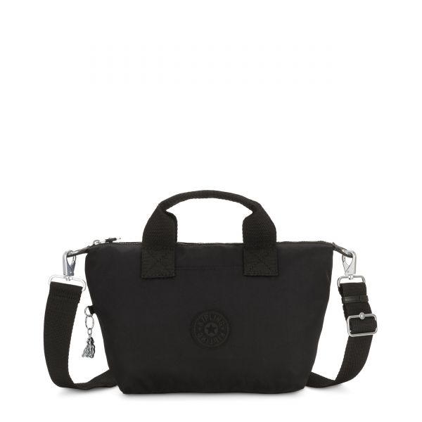 KALA MINI Rich Black Origin SHOULDERBAGS by Kipling Front