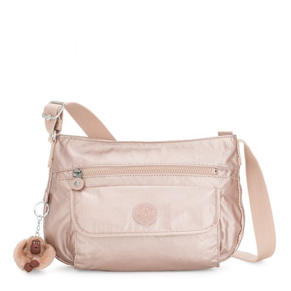 SYRO Quartz Metallic CROSSBODY by Kipling Back