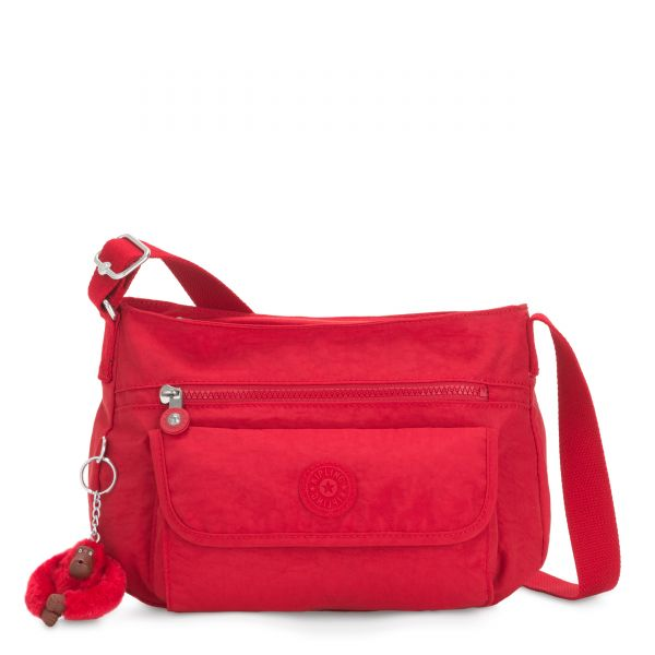 SYRO Cherry Tonal CROSSBODY by Kipling Back