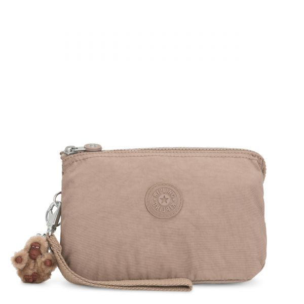 CREATIVITY XL Stone Beige POUCHES/CASES by Kipling Back