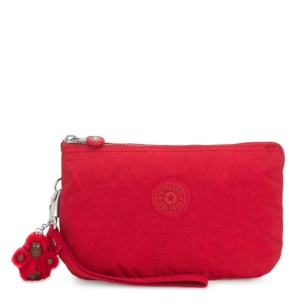 CREATIVITY XL Cherry Tonal POUCHES/CASES by Kipling Back