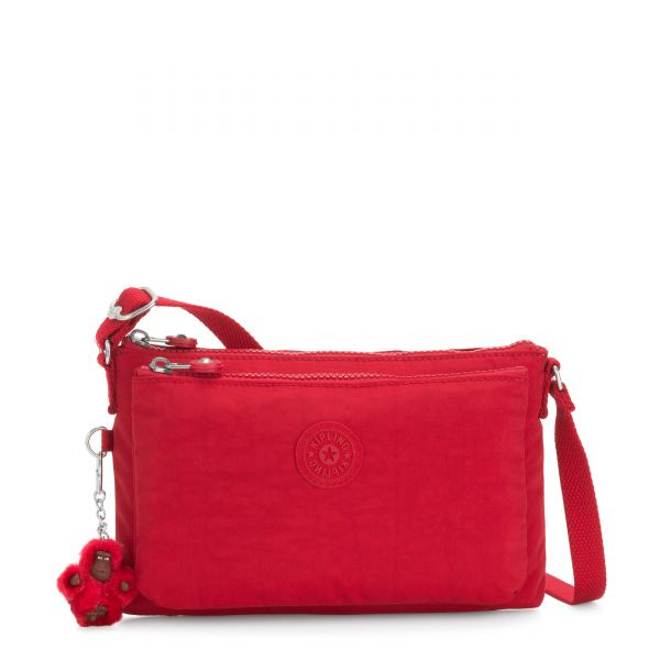 MIKAELA Cherry Tonal CROSSBODY by Kipling Back