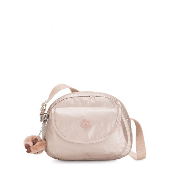 STELMA Quartz Metallic CROSSBODY by Kipling Back