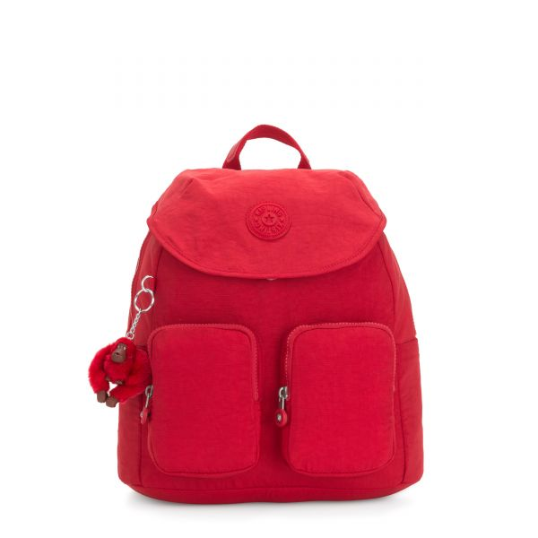 FIONA Cherry Tonal BACKPACKS by Kipling Back