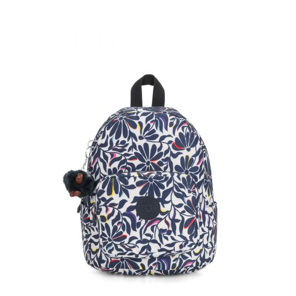 MALCOM Floral Flourish BACKPACKS by Kipling Back