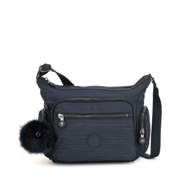 GABBIE S True Dazz Navy CROSSBODY by Kipling Front