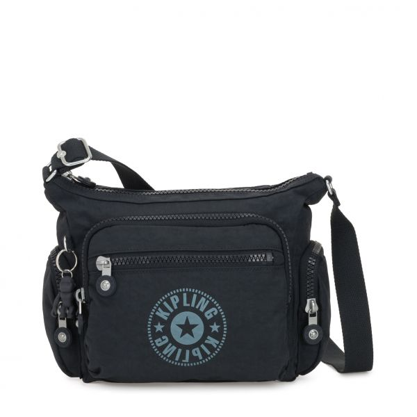 GABBIE S Lively Navy CROSSBODY by Kipling Front