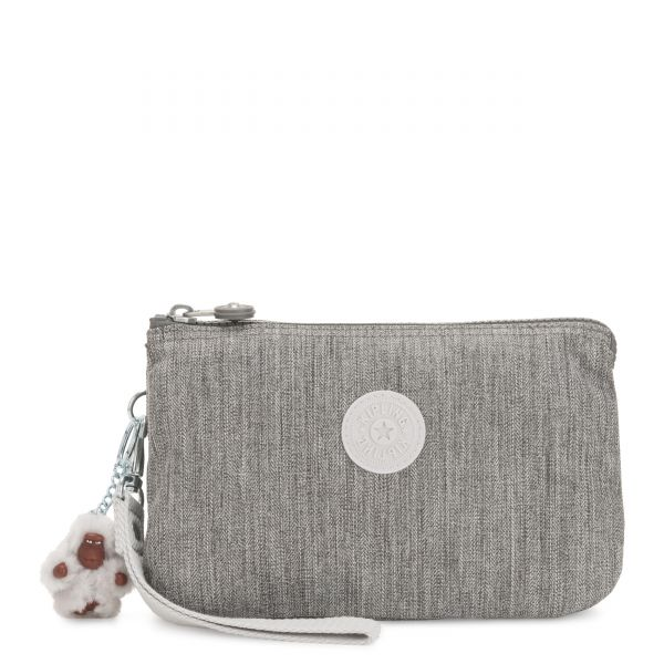 CREATIVITY XL Shaded Grey POUCHES/CASES by Kipling Back