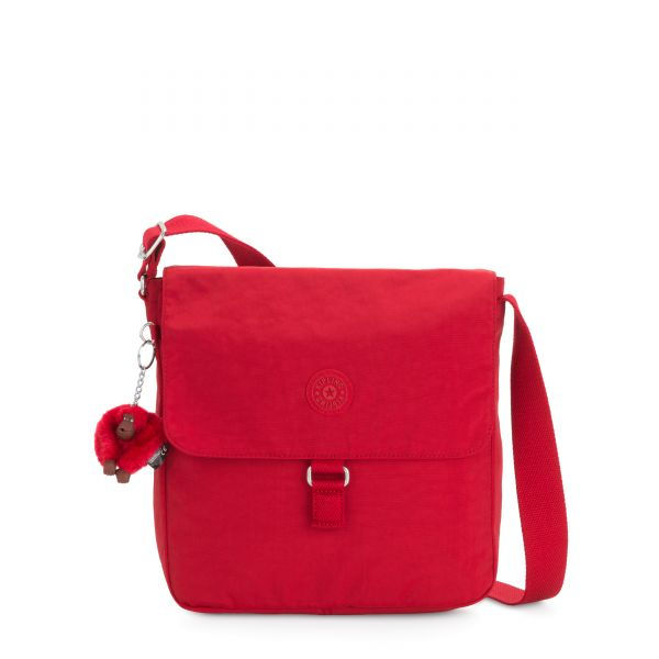 COLBY Cherry Tonal CROSSBODY by Kipling Back