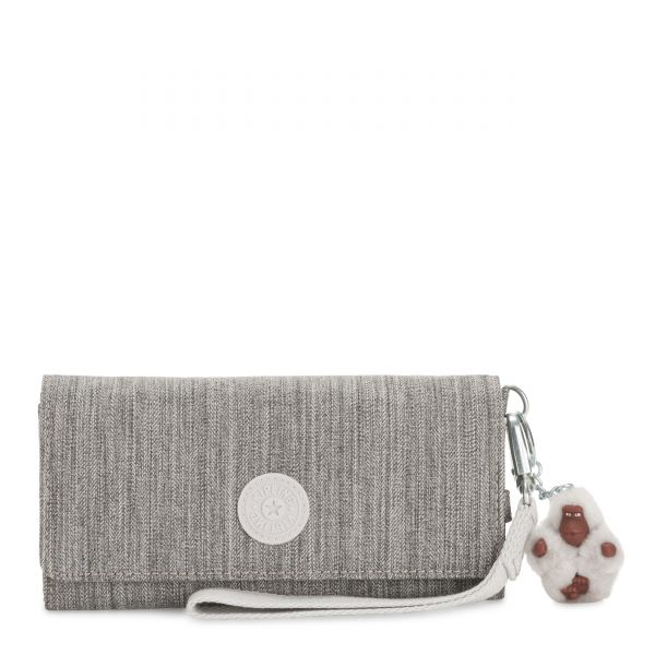 RUBI Shaded Grey WALLETS by Kipling Back